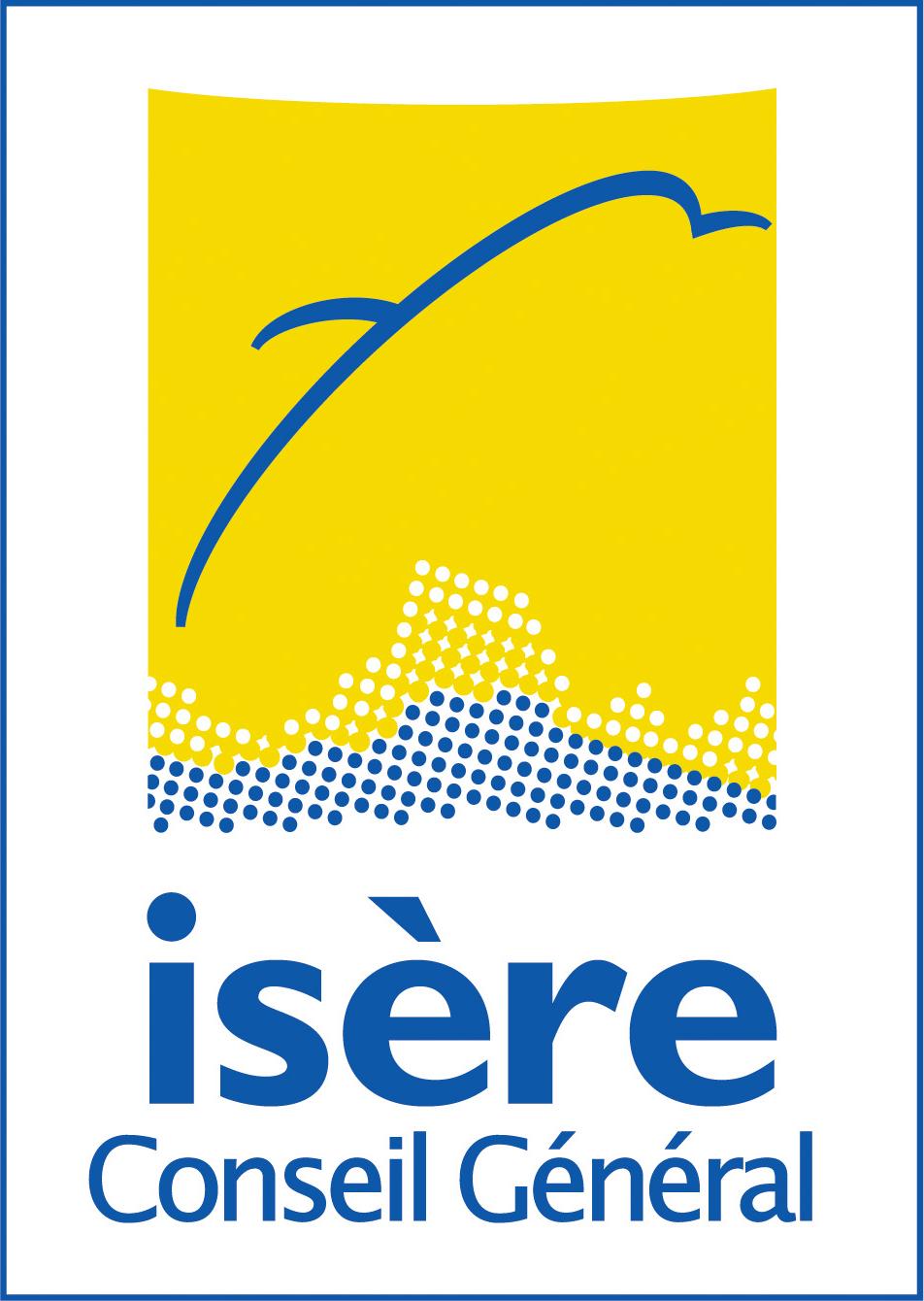 logo conseil général de l'isère
