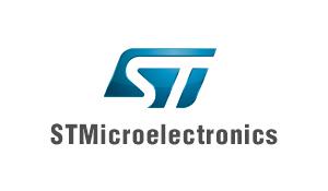 logo ST Microelectronics